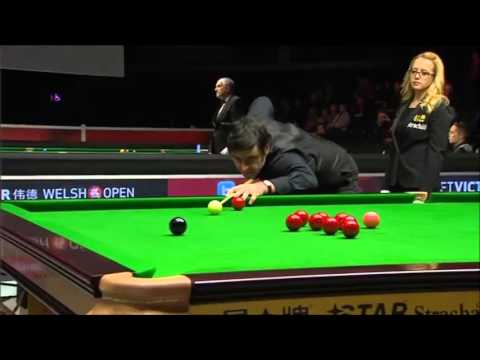 """Because only I can"" - Ronnie O'Sullivan's cocky 146 [BBC]"