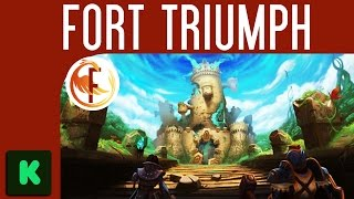 """This is Early Alpha Footage for Fort Triumph currently upcoming tactical strategy RPG on kickstarter. Check description for all you need to know about a game and greenlight. Fort Triumph is a fantasy Turn Based Strategy/Tactics RPG. The world of Fort Triumph allows your heroes to take cover, push enemies, knock down pillars, collapse walls, burn trees, sink enemies in lava, freeze rivers and traverse them, leap chasms to flank opponents, and more. All of these make for fantastic innovative gameplay.Watch more first Impression videos  the Playlist: http://bit.ly/Feniks_First_LookHelp Fort Triumph get funded at: https://www.kickstarter.com/projects/forttriumph/fort-triumph-tactical-rpg You can Fort Triumph demo here: https://drive.google.com/open?id=0By_zTYRR6dIjV191Y1N2NzJ6N1UIf you liked Fort Triumph Gameplay you may also enjoy my other let's plays:► Indie Game News http://bit.ly/Indie_Game_News► Early Access Monitor  http://bit.ly/Early_Access_Monitor► First Impressions and Reviews http://bit.ly/Feniks_First_Look► Software Inc http://bit.ly/2dwxy4ECHANNEL INFORMATION:I play mostly Indie Games. I love base-building, survival, strategy and adventure games. All that is accompanied by mature, relaxed and family friendly commentary and great quality 1080p video. You will find something new on a channel everyday. SOCIAL MEDIA:Follow me on Twitter and subscribe to my channels to stay in touch and keep up with daily videos I produce for your entertainment. Subscribe for more Fort Triumph http://bit.ly/Subscribe_to_FeniksTwitter: https://twitter.com/Feniks_GamingThank you for checking my channel and hope you had a great time. PLAYLIST CODE: First Impression playlistCREDITS:Thumbnails and channel art design thanks to Dibujor check him at http://www.dibujor.com/Here is some more information about  Fort Triumph:Often dubbed a """"Fantasy XCOM"""", Fort Triumph is a tactical RPG emphasizing the use of Environmental Interactions to create rich, challenging and rewarding tactical gamep"""