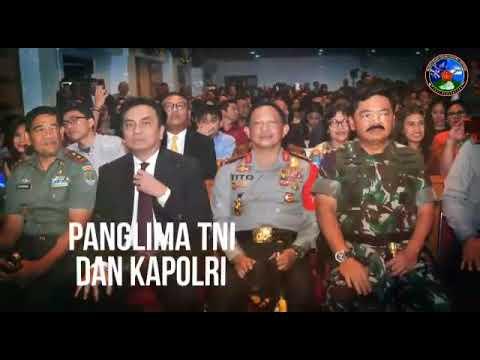 Sinergitas TNI-Polri dalam pengamanan Natal Tahun 2017