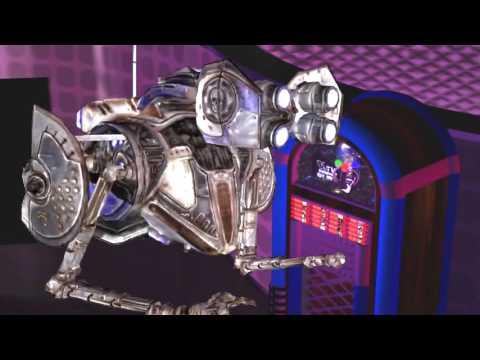 """V-Wurld Jukebox Radio Promo, with """"V-Bot"""""""