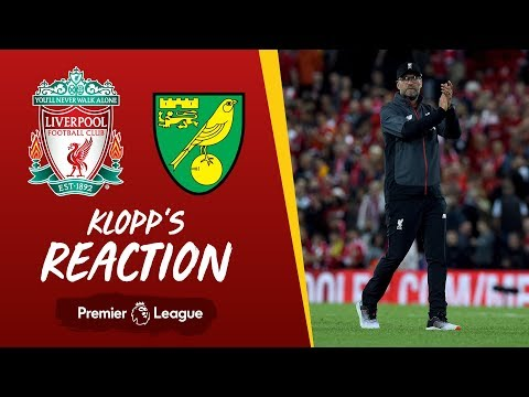 Video: Liverpool vs Norwich | Klopp's reaction to Alisson's injury, Canaries win and more