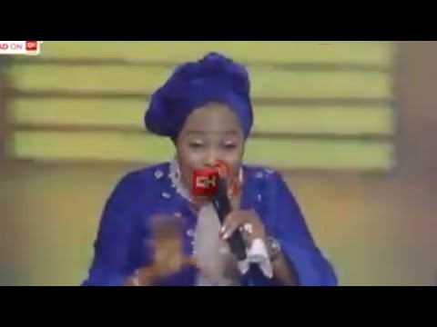 Tope Alabi New Year's Ministration at COZA, Abuja