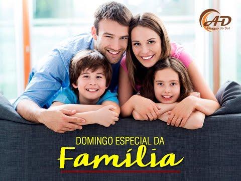 Culto da Família - 23/04/2017