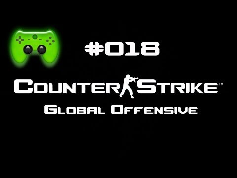 COUNTERSTRIKE # 18 - Train «»  Let's Play Counterstrike GO CSGO | HD