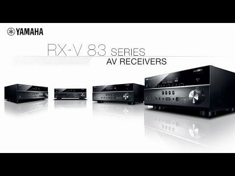 RX-V 83 series with MusicCast