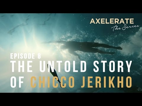 Axelerate The Series : The Untold Story of Chicco Jerikho Ep.8
