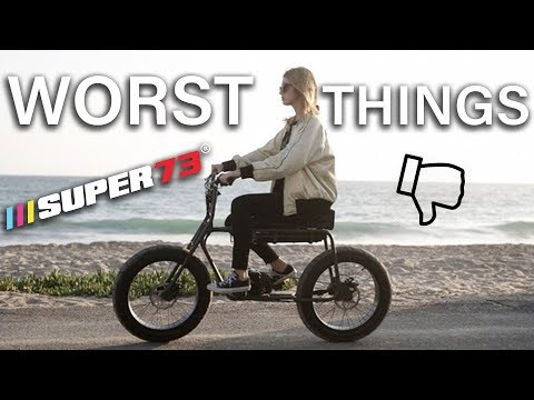 5 Things I HATE About My Super 73 Electric Bike
