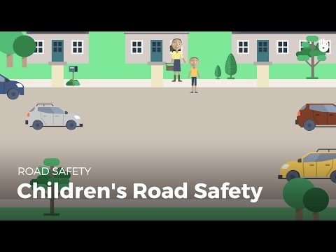Children   Road Safety