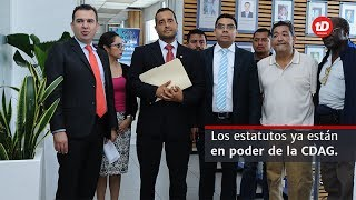Después de aprobar los nuevos estatutos del futbol nacional, miembros de la Fedefut entregaron los documentos a la CDAG para que los analicen y aprueben. ¿Qué opina sobre el panorama del futbol guatemalteco?.