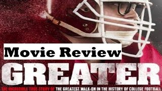 Nonton Greater  2016  Movie Review Film Subtitle Indonesia Streaming Movie Download