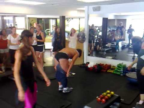 Jennifer Levi's Exercise Party
