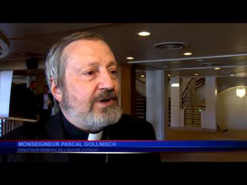 Conférence de Monseigneur Pascal Gollnisch au Théâtre Princesse Grace