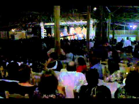 Grupo manotaço na gravação do dvd em tapejara rs