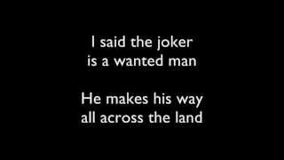 Wolfmother  Joker  the Thief Lyrics
