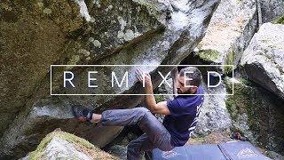 Remixed 7C+/8A | Zillertal (Zillergrund Wald) by BlocBusters
