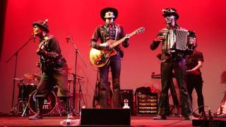 Steam Powered Giraffe - Fire Fire (Live at the La Jolla Playhouse in San Diego)