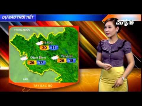 VTC14_Thời tiết cuối ngày 16.12.2012