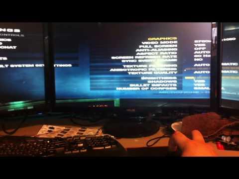 """, title : 'Eyefinity Setup (3x 24"""" ASUS LED Monitors ran by a XFX AMD\ATI Radeon HD6870'"""