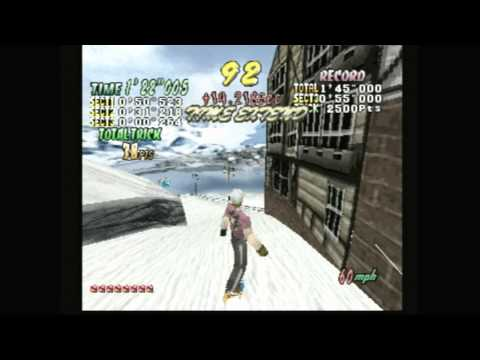 cool boarders 2 sony playstation rom
