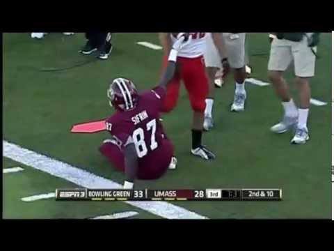 Jean Sifrin Game Highlights vs Bowling Green 2014 video.