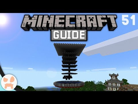 How To Build a MOB FARM! | The Minecraft Guide - Minecraft 1.14.4 Lets Play Episode 51