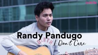 Rendy Pandugo - I Don't Care (Live at GADISmagz)