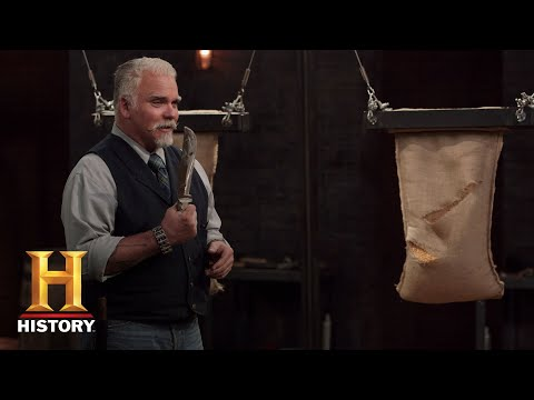 Forged in Fire: Three Blades Tested (Season 5, Episode 2)   History