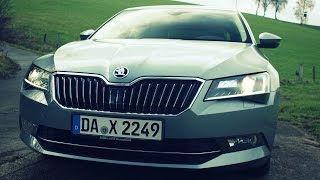 ' 2016 SKODA Superb 2.0 TDI Laurin & Klement ( 190hp / L&K ) ' Test Drive & Review - TheGetawayer by The Getawayer