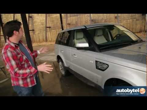 2012 Land Rover Range Rover Sport Video Road Test and Review