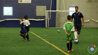 Learn to Train Grassroots Activities:Turning in traffic