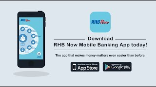 RHBNow YouTube video