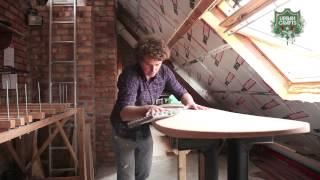 Philippe Martens – surfboards maken