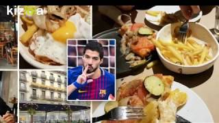 Mirror Football does the first review of Luis Suarez's restaurant