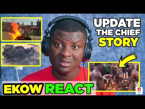 True Update To The Chief Story //let's React