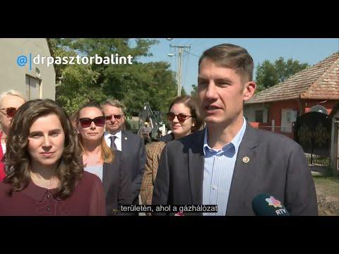 Dr. Pásztor Bálint a szabadkai aktuális infrastruktúrális fejlesztésekről-cover