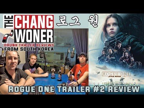 로그 원 Rogue One: A Star Wars Story Trailer #2 (Official) Reaction and Review