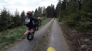 7. New 2018 KTM 450SXF in action - EP01