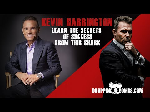 Shark Tank's Kevin Harrington On How To Start And Grow Any Business | Dropping Bombs (Ep 305)