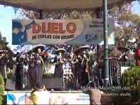 Mariachi Mujer 2000 - Alegre y enamorada