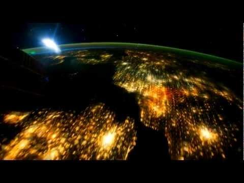 La vista desde la Estación Espacial Internacional