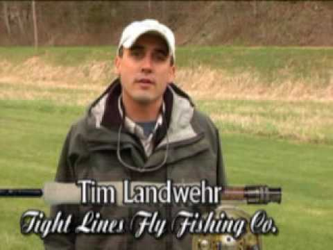VIDEO | Tight Lines Learning To Fly Cast Part 1