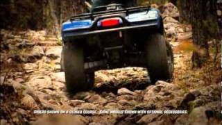 9. 2011 ARCTIC CAT 700 LTD Work Utility ATV