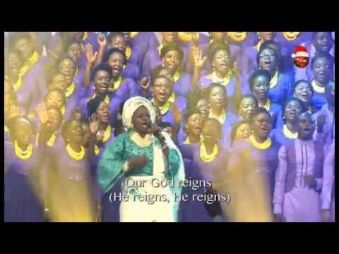 Halleluyah Ogo ni Fun Baba - Compiled, Arranged and Directed by Dr. Kunle Pinmiloye (K-Sticks) PhD.