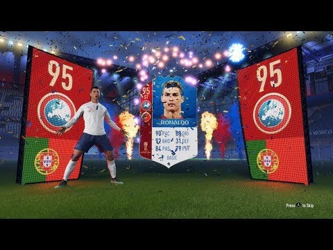 FIFA 18 WORLD CUP MODE!!! MASSIVE PACK OPENING!