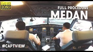 Video (FULL PROCEDURE) Airbus A320 Jakarta to Medan- by Vincent Raditya ( BATIK AIR ) MP3, 3GP, MP4, WEBM, AVI, FLV Desember 2018