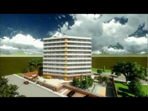 Habitação Estudantil para o Bairro Universitário em Campina Grande - PB.wmv