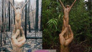Marysville Australia  City pictures : Bruno's Art Sculpture Garden, Marysville, Victoria, Australia