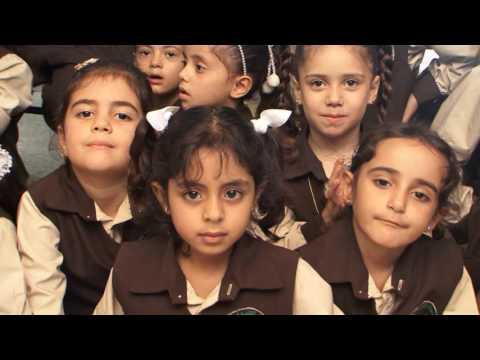 حملة لغتي لغة القران الكريم - مدرسة الإمام محمد بن صالح العثيمين الخاصة