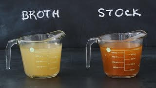 Simple Tips for Stocks & Broths - Kitchen Conundrums with Thomas Joseph by Everyday Food