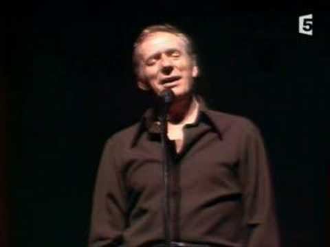 Les Feuilles Mortes_yves Montand à L´olympia